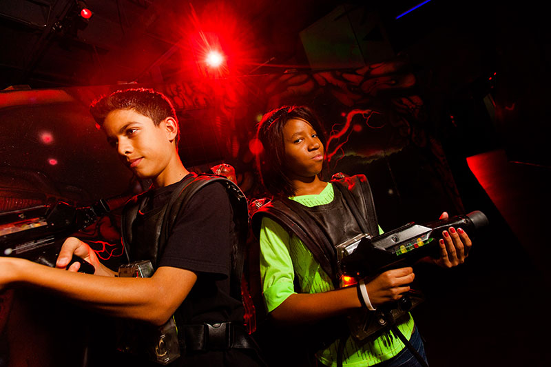 5 Reasons Why Laser Tag Games Are Great for Kids - Business